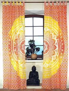 gardinen mit motiv vorhang gardine 1 paar vorh 228 nge gardinen mit schlaufen