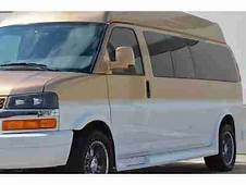 Find Used 2009 CHEVY HiTOP EXT 9 PASSENGER DE BELLO