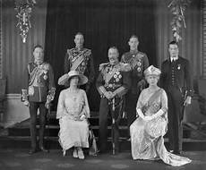 king george v with his family by h r wicks at on
