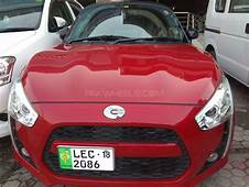 Daihatsu Copen Robe 2014 For Sale In Lahore  PakWheels