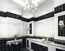 bathroom tiles black and white ideas black and white bathroom ideas that will never go out of style