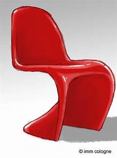 verner panton stuhl panton chair by verner panton immcologne imm cologne