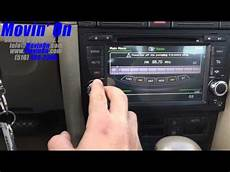 audi a4 radio replacement
