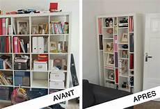 etagere design ikea transformation biblioth 232 que ikea expedit en 233 tag 232 res design