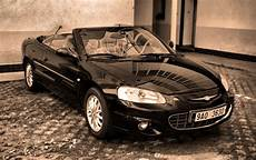 chrysler sebring cabrio technical details history photos