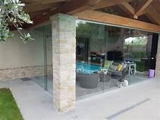 verande in vetro per terrazzi chiusure per esterni in vetro per verande balconi terrazzi