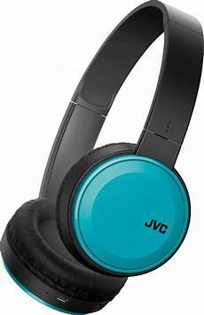 Bluetooth On Ear Kopfhörer - jvc ha s30btae bluetooth kopfh 246 rer on ear t 252 rkis bei