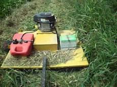 cut mower