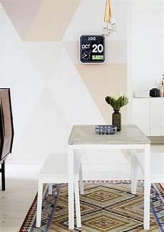 Wand Streichen Muster Und 65 Ideen F 252 R Einen Neuen Look