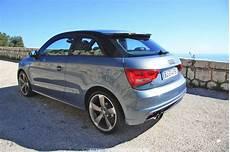 Essai Audi A1 1 4 Tfsi 185 Ch S Tronic S Line Bilan