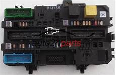 fuse relay box electrical comfort module opel
