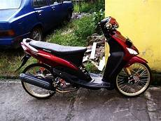 Motor Mio Sporty Modifikasi by Koleksi Modifikasi Motor Mio Sporty 2009 Terbaru
