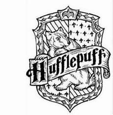 Malvorlagen Harry Potter House Retro Harry Potter Hufflepuff Wachs Siegel Stempel