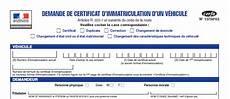 Pi 232 Ces Communes 224 Tous Types De Demande De Cartes Grises