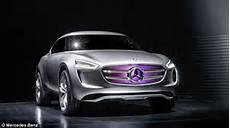 Mercedes Unveils Concept Vehicle That Doubles Up As A