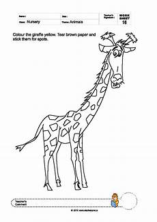 paper tearing and pasting worksheets 15710 free pre primary worksheets