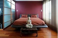 deco chambre zen bouddha chambre asiatique et zen pour un sommeil facile et serein