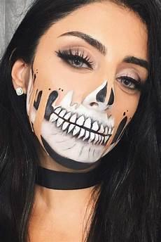 skelett make up ist nicht f 252 r jedermann aber diejenigen