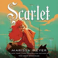 listen to scarlet by marissa meyer at audiobooks com