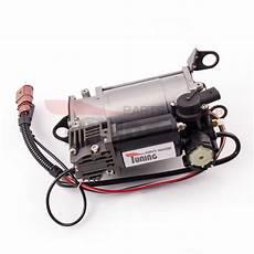 oem quality for audi a6 c6 4f air suspension compressor