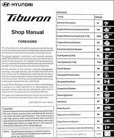 how to download repair manuals 2000 hyundai tiburon navigation system 2004 hyundai tiburon repair shop manual original