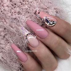 pink coffin nail designs pinterest trulynessa89 with
