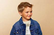 Kinder Jungen Haarschnitt - frisuren kinderfrisuren jungen