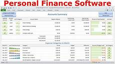 top budget software personal finance software simple budget spreadsheet excel checkbook
