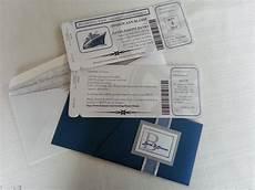 diy boarding pass invitations weddingbee photo gallery