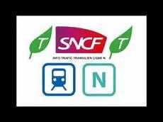 Sncf La Radio Info Trafic Sur La Ligne N Du Transilien