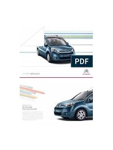 Citroen Berlingo Manual De Taller V2 Gaz De P 233 Trole