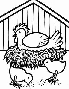 animals coloring sheets 17481 free printable farm animal coloring pages for