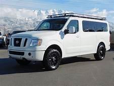 For Sale 2018 Nissan NV Passenger LIFTED NISSAN NV3500 V8