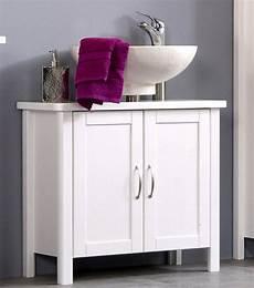 bad unterschrank holz waschtisch waschbecken unterschrank bad m 246 bel schrank
