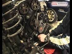 Zahnriemenwechsel Renault Motor F7p