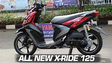 X Ride 2018 Modif by Motor Baru Yamaha X Ride 2017
