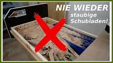 Staubschutz F 252 R Jede Schublade Selber Bauen Diy