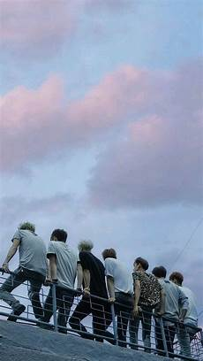 Aesthetic Home Screen Bts Wallpaper