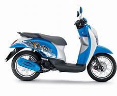 Modifikasi Lu Depan Scoopy by Facelift Honda Scoopy Thailand Mangstapppp Arif