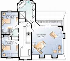 mansard house plans roomy home plan with mansard roof 21887dr cad
