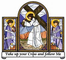 lesson for high school 18688 er po01342 stained glass lent set lent catholic artwork catholic crafts