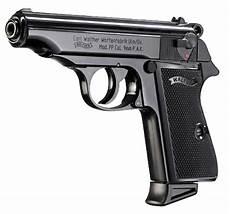 pistolet à blanc pistolet 9 mm a blanc walther pp noir d 233 fense