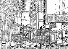 therapy coloring page china town 13