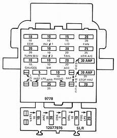 1992 iroc z28 fuse box repair guides