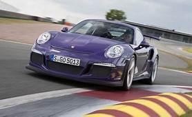 2016 Porsche 911 GT3 RS Photos And Info  News Car