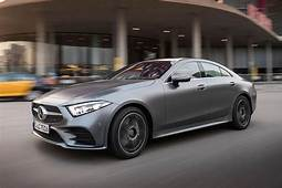 2018 Mercedes Benz CLS Review  Price Specs And Release