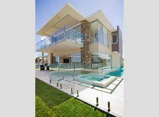 Glass Balcony   Houzz