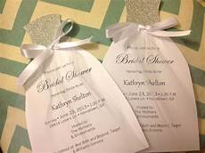 how to diy bridal shower invitations we tie the knots we tie the knots