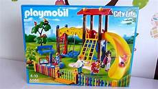 Playmobil Ausmalbilder Citylife Playmobil 5568 City Preschool Children S Playground
