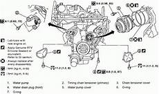 2005 nissan pathfinder engine diagram left side 2005 nissan xterra engine diagram automotive parts diagram images